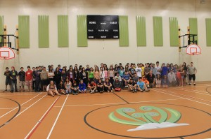 Over 80 students were in attendance to learn new and valuable life skills