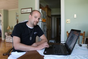 John Moore of Ottawa Paranormal Research & Investigations