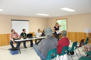 The Community Conversations Initiative organized The Hops Agriculture Potential Presentation in Perth-Andover