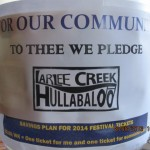 pledge jar