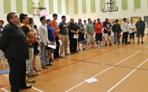 The First High Velocity Equipment Training Course Graduates The  class of 16 students received their certificates at Tobique First Nation